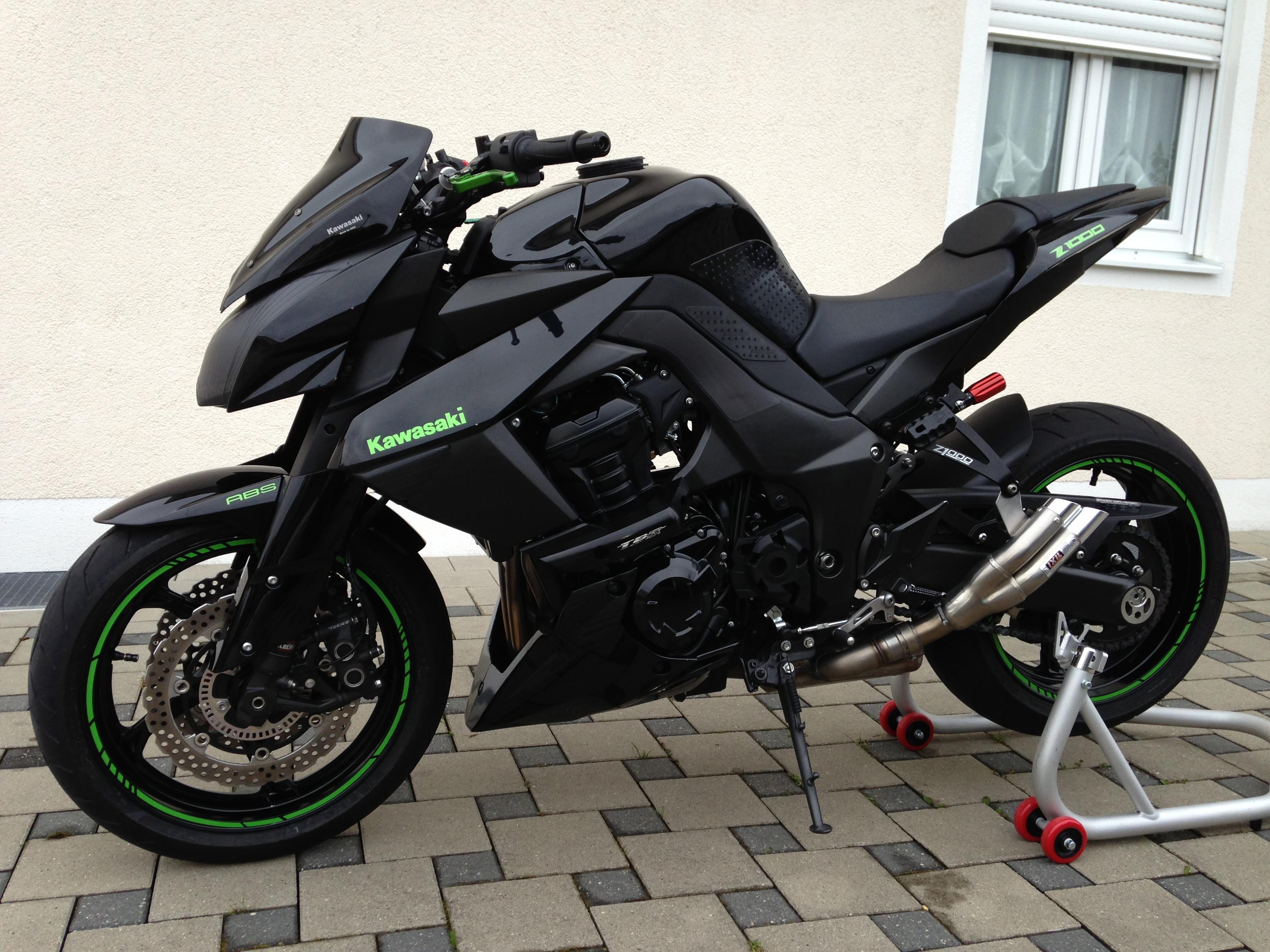 Kawasaki Versys Bj