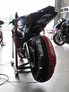 Gixxer...ready for race